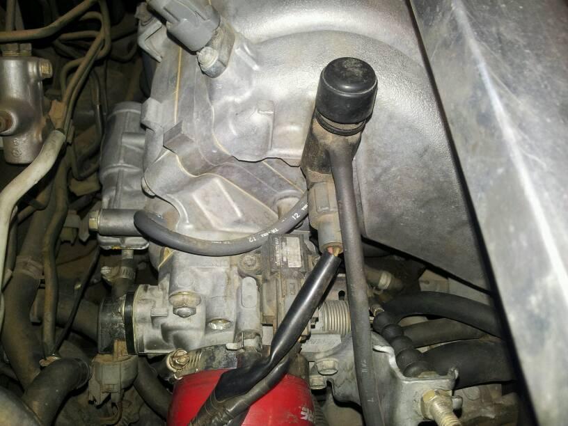 D Gsr Throttle Body Coolant Lines