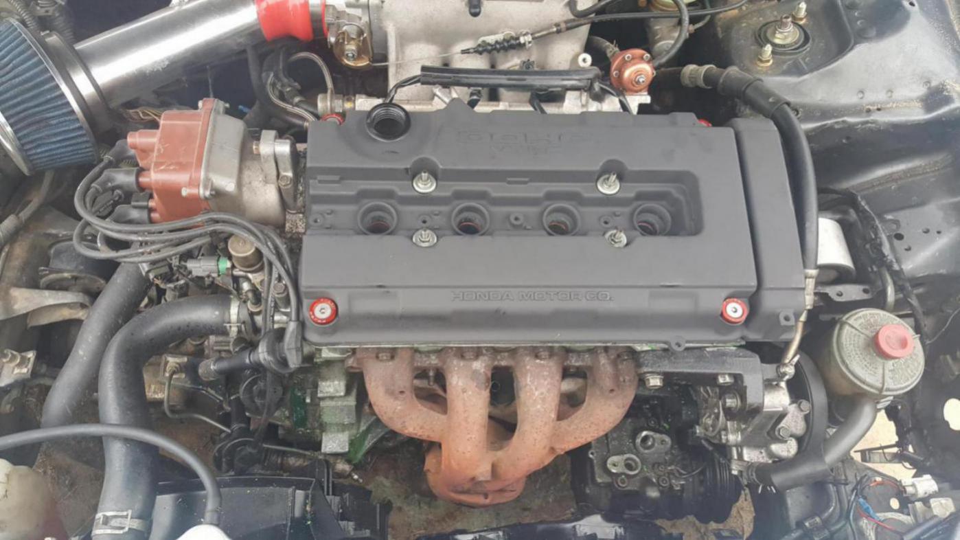 D B Vtec Spark Plug Firing Order