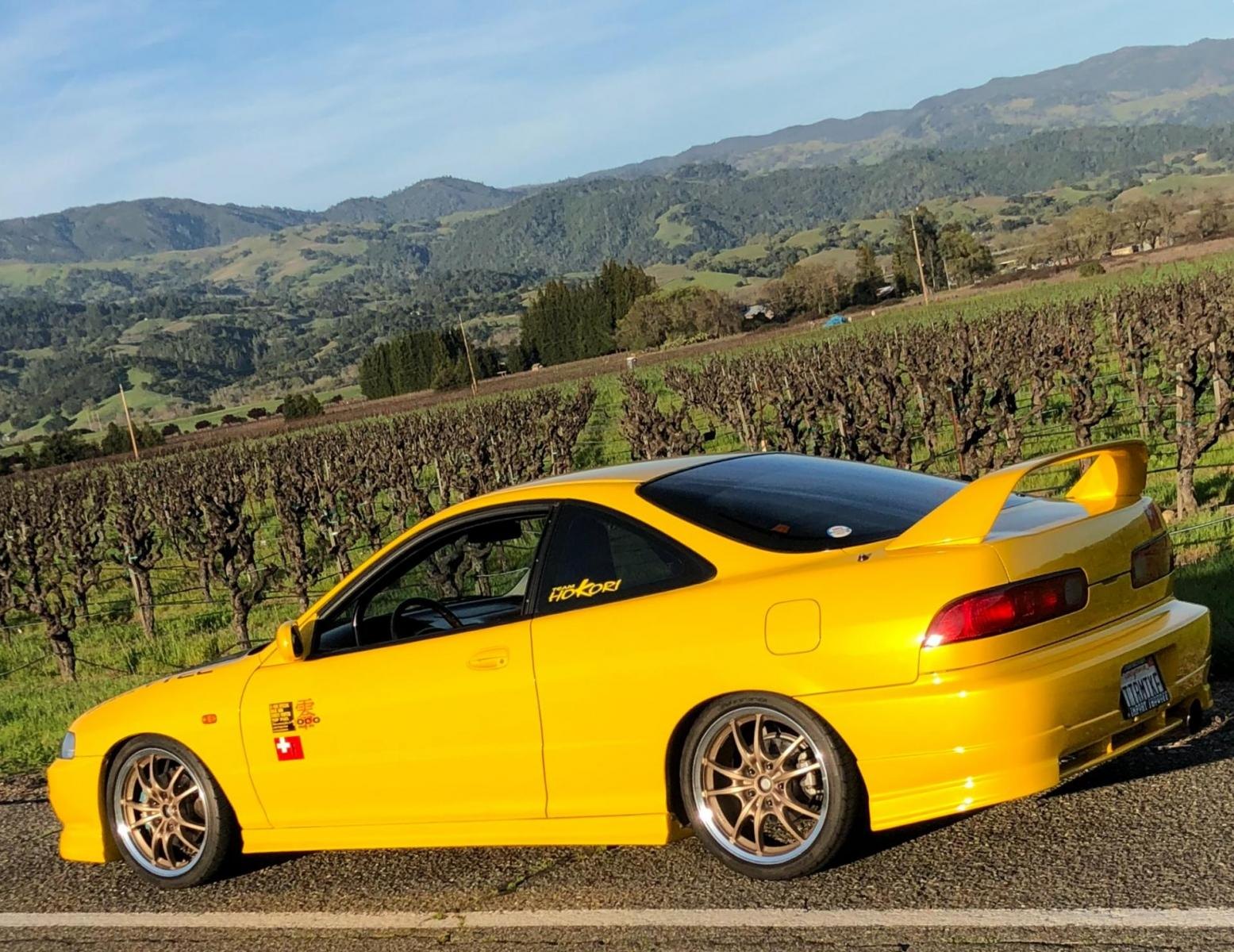 Ca Fs 2000 Acura Integra Type R Tons Of Jdm Goodies Top Fuel Turbo Team Integra Forums