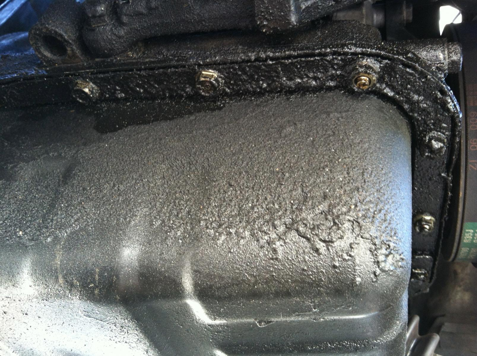 Is My Oil Pan Gasket Bad With Pics Team Integra Forums