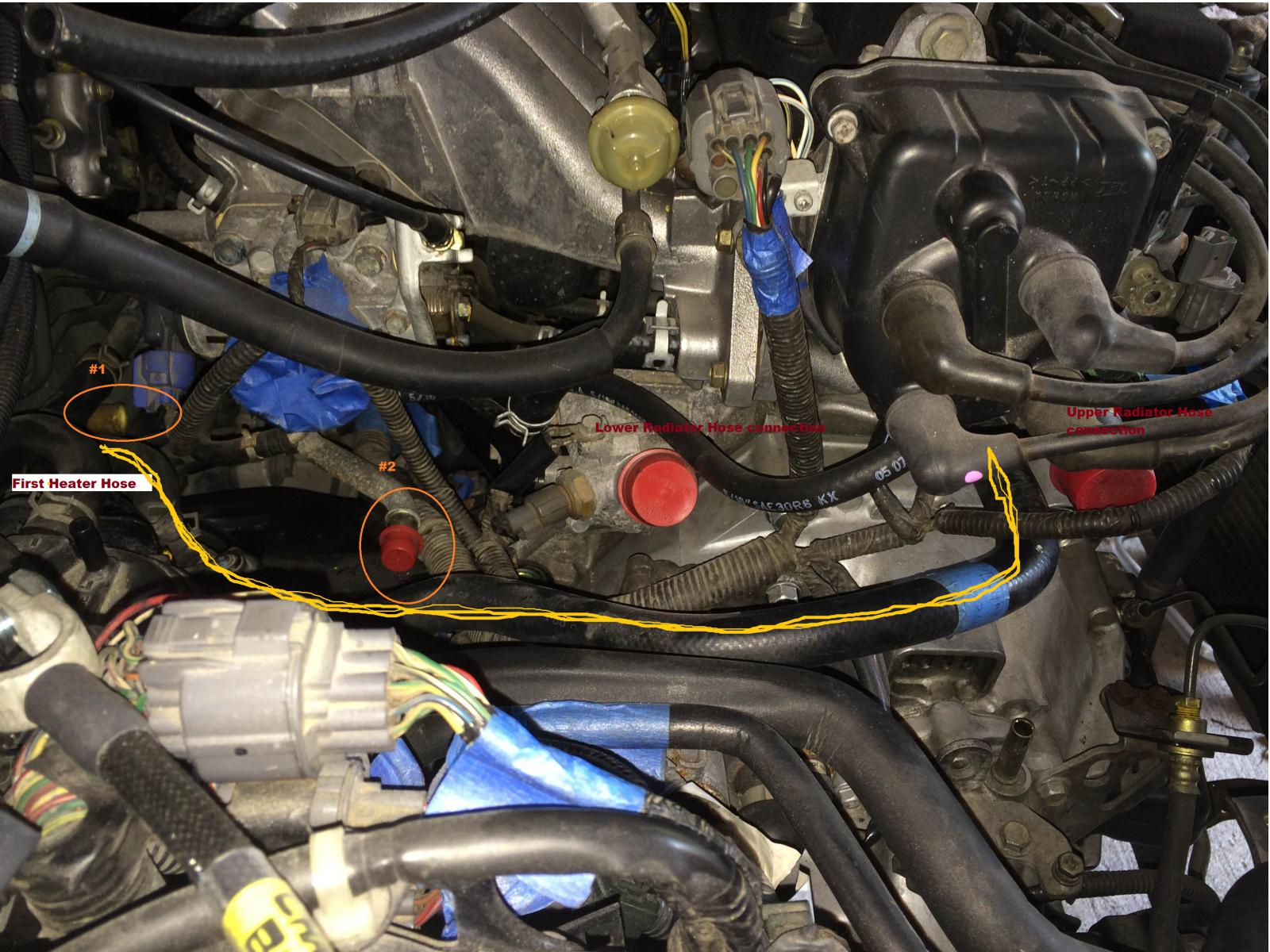 Help Identify Hoses Team Integra Forums Gsr Engine Diagram Click Image For Larger Version Name Img 1530 Views 4115 Size 2807
