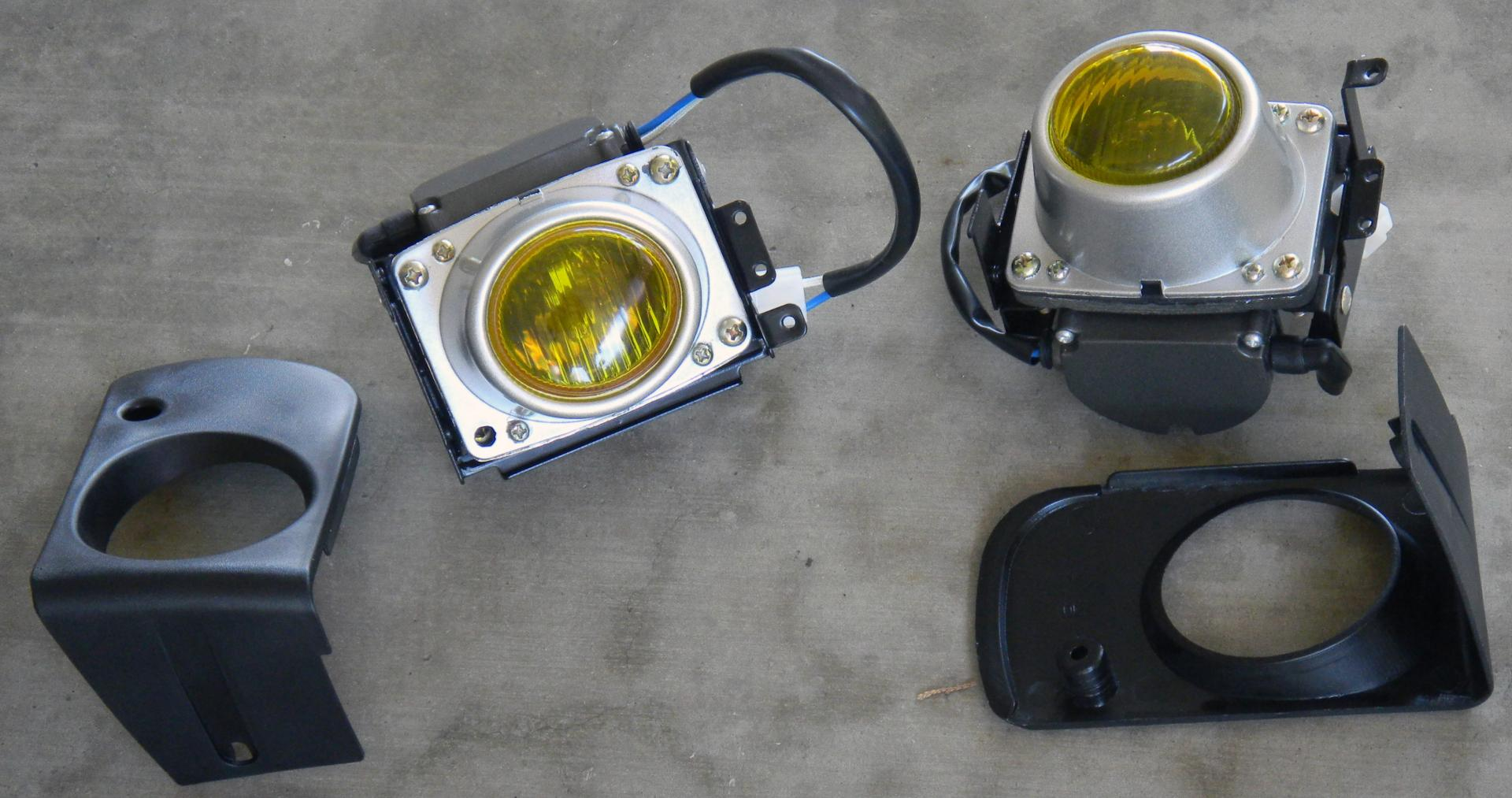 JDM Fog Lights installation and wiring help - Team Integra Forums ...