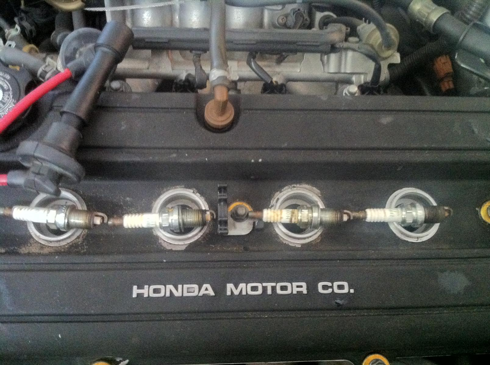 Engine misfire at idle and low RPM - Team Integra Forums - Team Integra