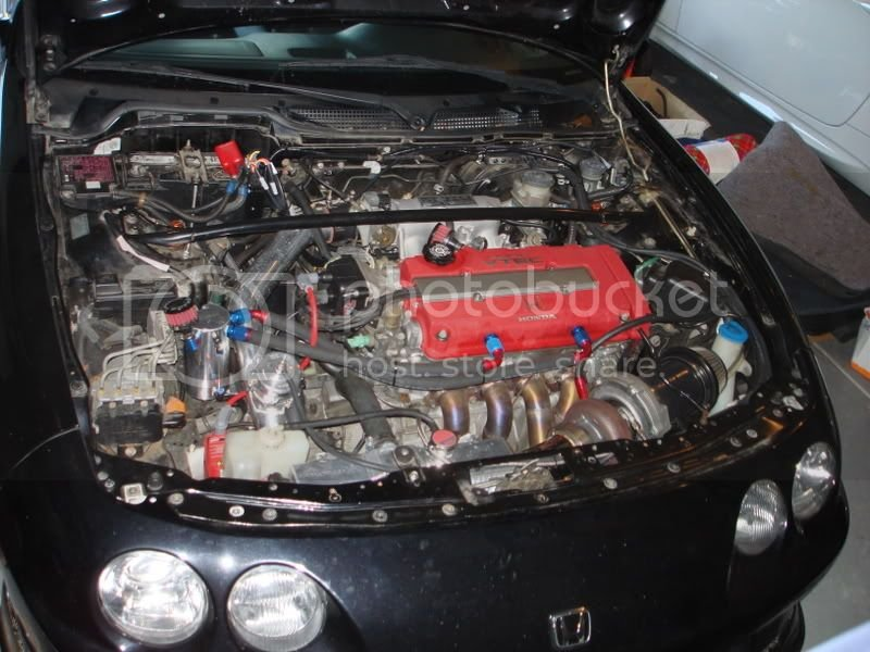 NEW PICS 9/27* Danny's 600hp Turbo Build | Team Integra Forums