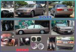 92 CB7 Accord Sedan 90DA integra front conversion