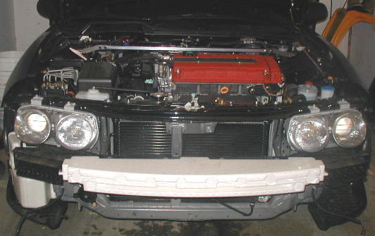 AEMstyle Cold Air Intake Install Team Integra Forums Team Integra - Acura integra cold air intake