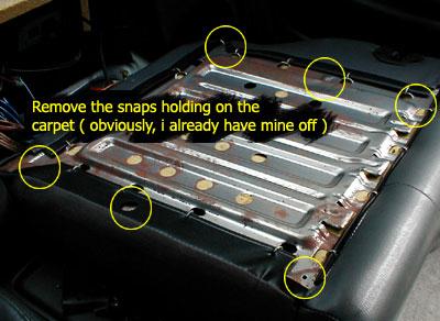 acura integra interior backseat. g3 rear seats and speaker removal acura integra interior backseat