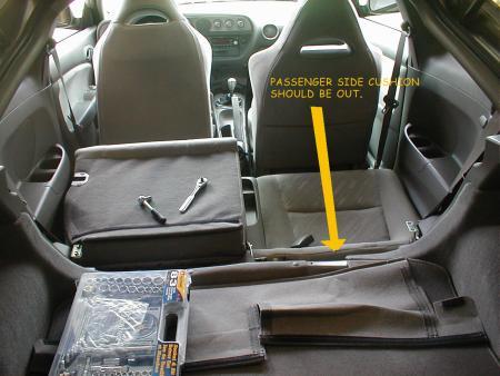 acura integra interior backseat. g4 rsx rear seat removal acura integra interior backseat _