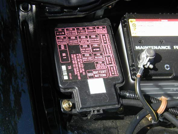 Ecub on Acura Integra Radio Diagram
