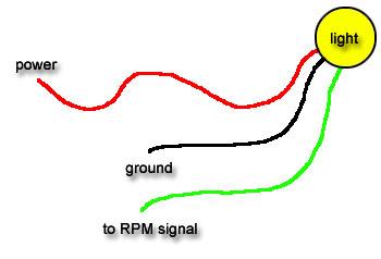 how to install a shift light team integra forums team integra MSD Digital 6 Wiring Diagram