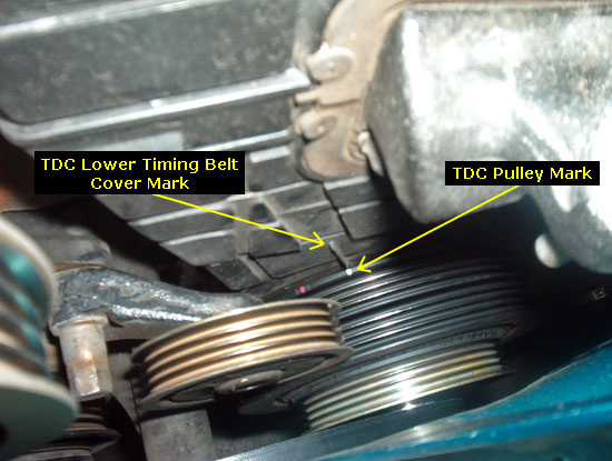 Timing Belt And Water Pump Replacement On A G3 Teg Team Integra