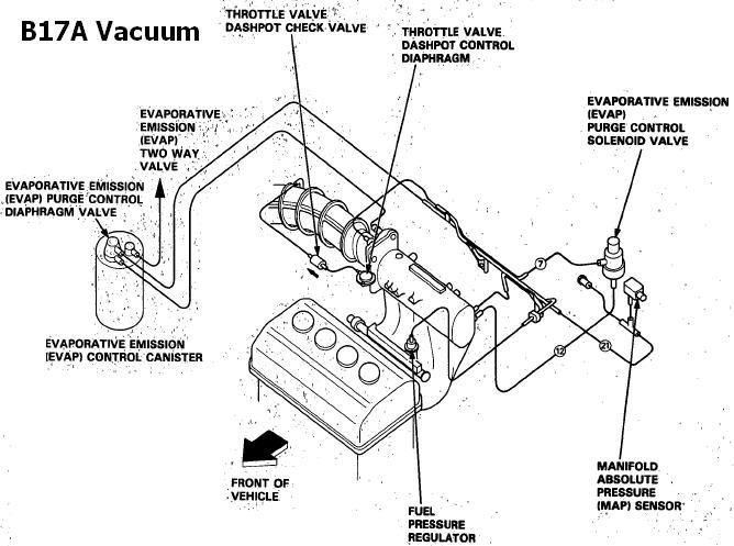 B18a1 Vacuum Diagram - Wiring Liry Diagram Experts