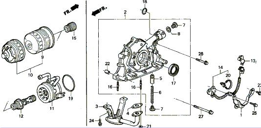 Oil And Water Pump Comparisons Team Integra Forums