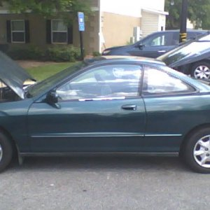 My teg', last owner didn't take care of it at all (got a lot of work to do)